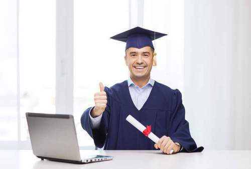master degree online USA
